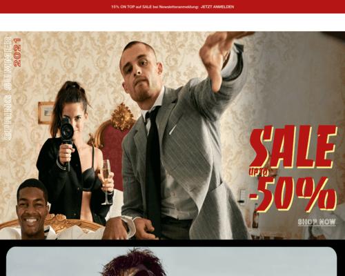 uk availability 5eddf a4856 ᐅ STRELLSON Gutschein Okt. 2019 // 10€ RABATT + 2 weitere