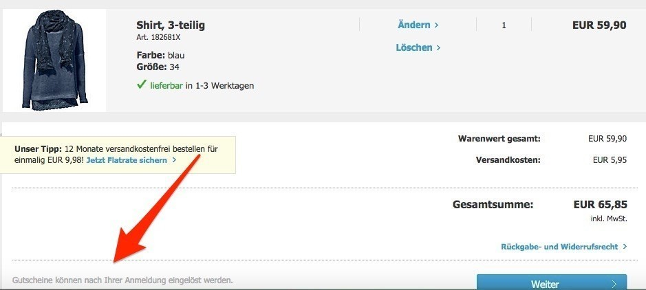 size 40 7b57c 2b5e1 ᐅ HEINE Gutschein Sept. 2019 // 70% Aktionscode + 4 WEITERE